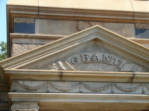 Grant Mausoleum Block 57 Eclectic 1888