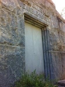 Ellis-Venable-Mason Mausoleum ca. 1927 Block 243 Eclectic