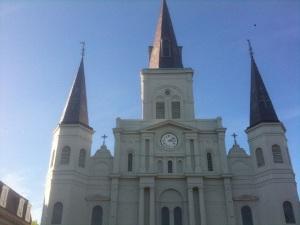 Established as a parish in 1720.