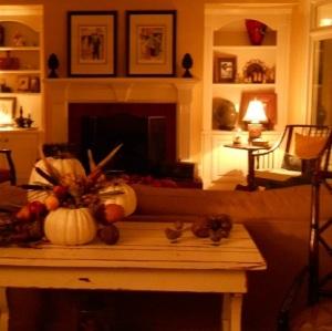 Spooky Living Room
