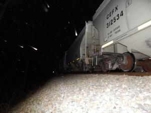 Orbs at Camp Creek Train Wreck