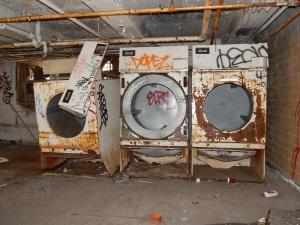 Laundry at the Atlanta Prison Farm