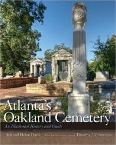 Atlanta's Oakland Cemetery book
