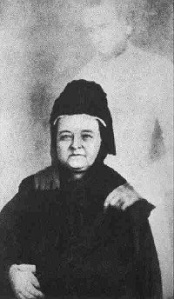 Mary Todd Lincoln Faked Image