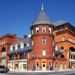 Restored Historic Windsor Hotel