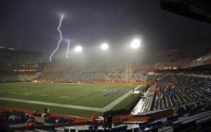 UF Rain Delay