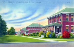 Florida Industrial School for Boys Postcard