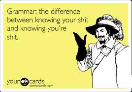 Grammar Comic