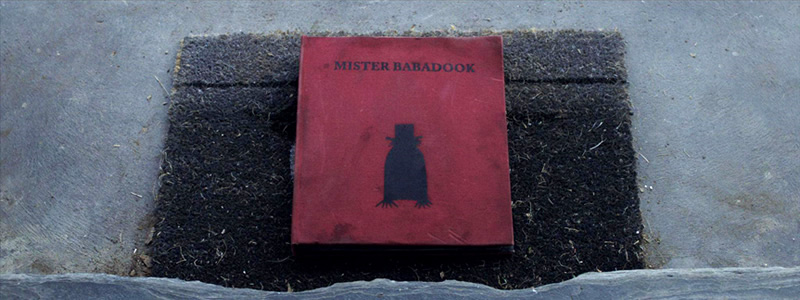 Own Mister Babadook, the Pop-Up Book | The Haunted Librarian