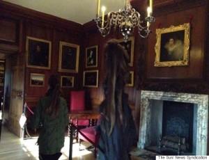 Hampton Court Ghost