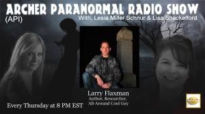 API Radio--Larry Flaxman