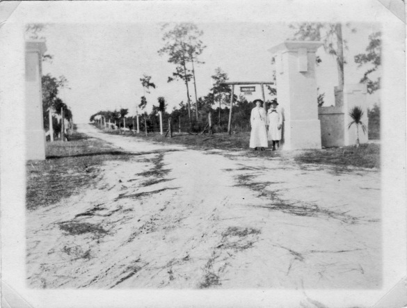 Cassadaga Spiritualist Camp Early Photo