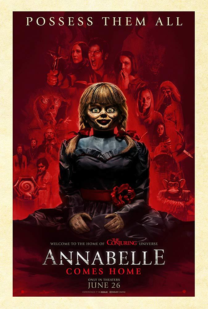 AnnabelleComesHome