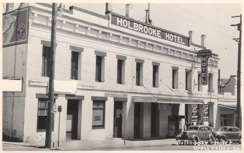 HistoricHolbrookeHotel